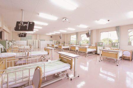 成人老年看護演習室