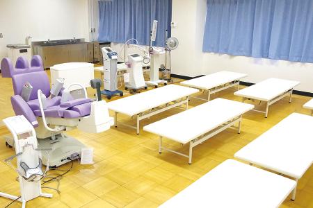 物理療法実習室