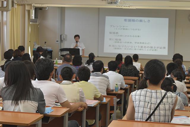 8月5日(日)オープンキャンパスを開催しました