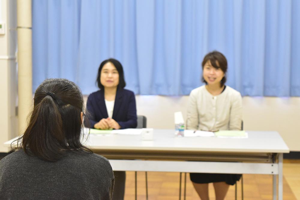 9/30(日)大学説明会・入試相談会を開催しました。